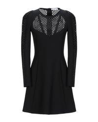 Versace Black Short Dress