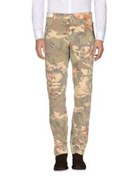 40weft Natural Casual Pants for men