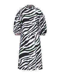 Vivetta Black Knielanges Kleid
