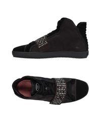 Alberto Guardiani Black High-tops & Sneakers