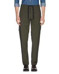 Pantalon Dondup pour homme en coloris Green
