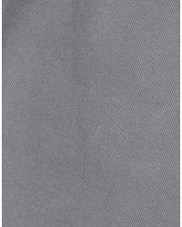Pantalones Grey Daniele Alessandrini de hombre de color Gray