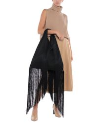 Bolso de mano MM6 by Maison Martin Margiela de color Black