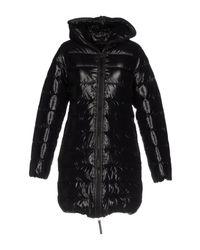 Duvetica Black Down Jacket