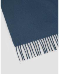Sciarpa di 8 by YOOX in Blue