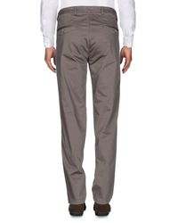 Pantalones Henry Smith de hombre de color Gray