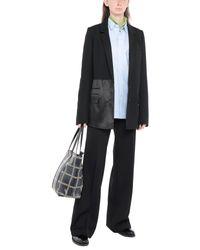 Bolso de mano Versace Jeans de color Black