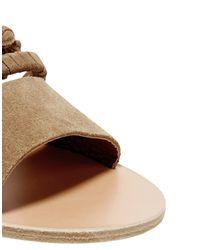 Ancient Greek Sandals Natural Sandals