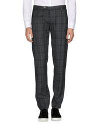 Pantalones Zanella de hombre de color Blue