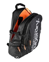 Superdry Black Backpacks & Bum Bags