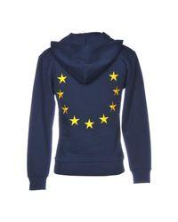 Etudes Studio Blue Sweatshirt for men