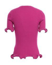 Alexander Wang Pink Pullover