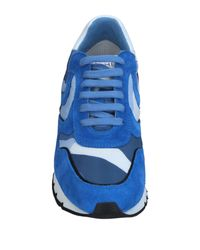 Voile Blanche Blue Low-tops & Sneakers