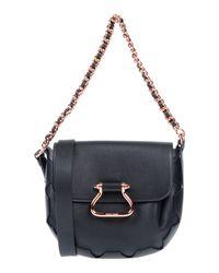 Roberto Cavalli Black Cross-body Bag