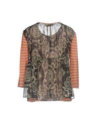Jucca Brown T-shirt