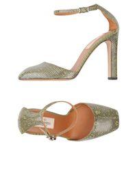 Valentino Multicolor Sandals