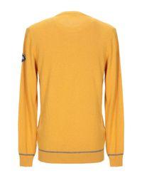 Roy Rogers Pullover in Yellow für Herren