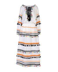Dodo Bar Or - White Long Dress - Lyst