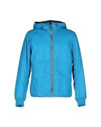 Colmar Blue Down Jacket for men