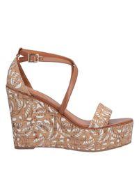 Sandales What For en coloris Brown