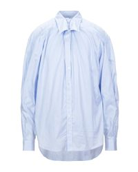 Y. Project Blue Shirt for men