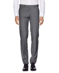 Tombolini Gray Casual Trouser for men