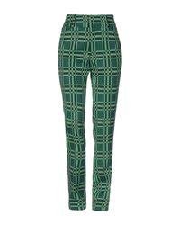Pantalones Attic And Barn de color Green
