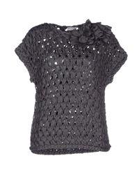 Pullover di Brunello Cucinelli in Black