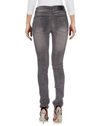 Cheap Monday Gray Denim Pants