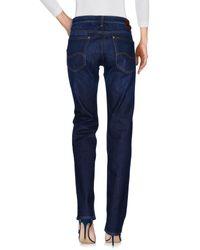 Lee Jeans Blue Denim Pants