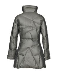 Hogan Gray Down Jackets