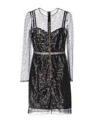 Marc Jacobs Black Short Dress