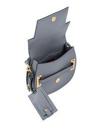 Valentino Garavani Gray Cross-body Bag