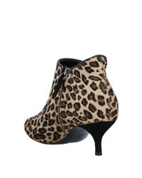 Ovye' By Cristina Lucchi Brown Ankle Boot