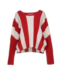 Pullover di MY TWIN Twinset in Red