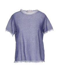 Pullover Stefanel en coloris Purple