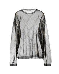 Dries Van Noten Black Sweater