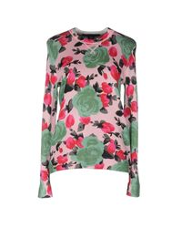 Marc By Marc Jacobs Multicolor Pullover