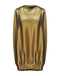 Vivienne Westwood Anglomania Metallic Top