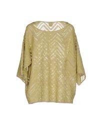 M Missoni Green Sweater