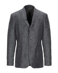 Tonello Gray Blazer for men