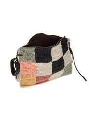 Maliparmi White Handbag
