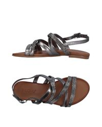 Sandalias Inuovo de color Gray
