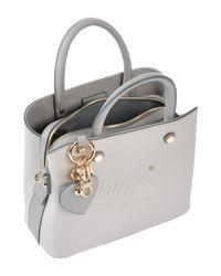 Blugirl Blumarine Gray Handtaschen