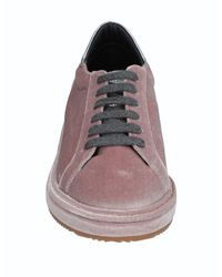 Brunello Cucinelli Pink Low-tops & Sneakers