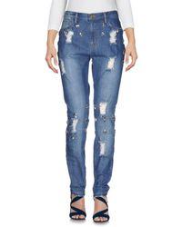 Pantaloni jeans di PATBO in Blue