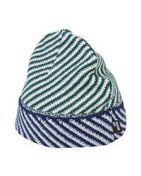 Cappello di Love Moschino in Green