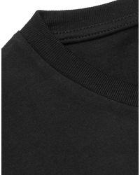 T-shirt di Resort Corps in Black da Uomo
