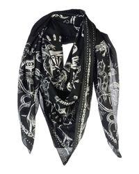Givenchy Black Oblong Scarf for men