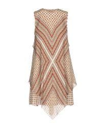 10 Crosby Derek Lam White Short Dress
